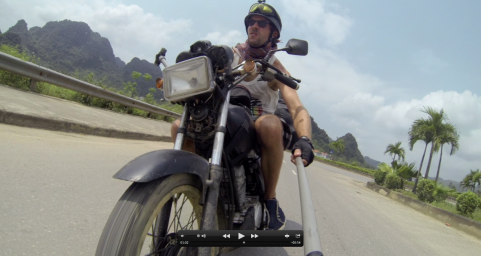 Motor Roadtrip Vietnam