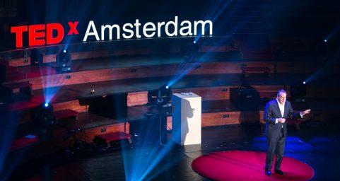 TEDx Amsterdam 2014