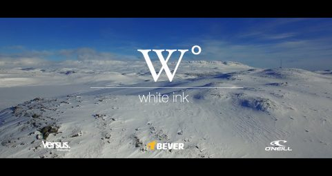 White Ink | Snowkiting | Bever & O'Neill